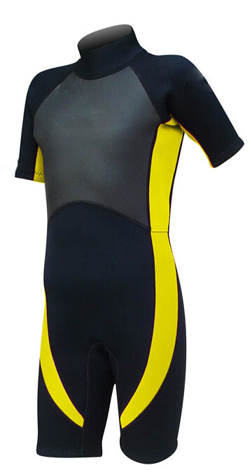 Neoprene suits